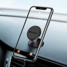 Universal Car Phone Mount, Humixx Magnetic Phone Car Mount with 8 Strong Magnets Car Phone Holder for Car Dashboard Cell Phone Car Mount Fit for iPhone 11 Pro X XS Max XR Samsung Galaxy Note 10 S10 S9