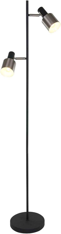 Anne Lighting Fjordgard, Stehlampe moderne mit E27-fassung, 6W, Stehleuchte aus Metall, [Energieklasse A+]