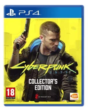 Sony Game Cyberpunk 2077 Collector's Edition, PS4 Playstation 4 Collectionneurs - Game Cyberpunk 2077 Collector's Edition, PS4, Playstation 4