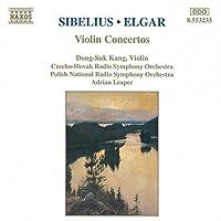 Sibelius & Elgar:Violin Concertos