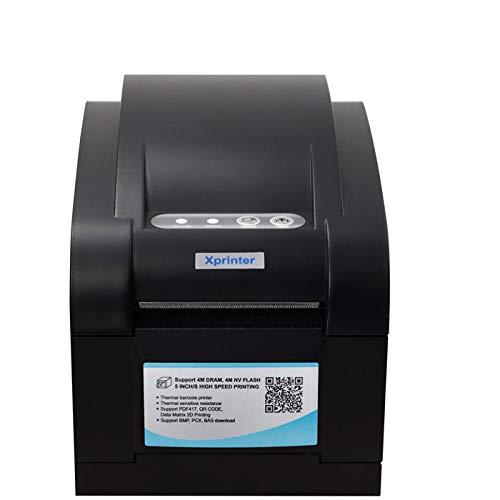 XP-350B JEPOD 20mm ~ 80mm Directo Térmica USB Barcode Label Printer Impresora térmica de código de barras Impresora de código de barras (USB)