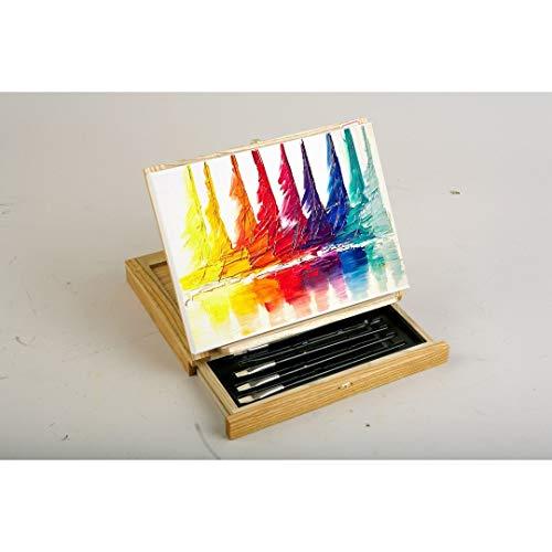 Set disegno in valigia da 67 pz con colori