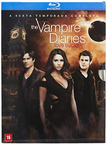 Vampire Diaries 6A Temp [Blu-ray]