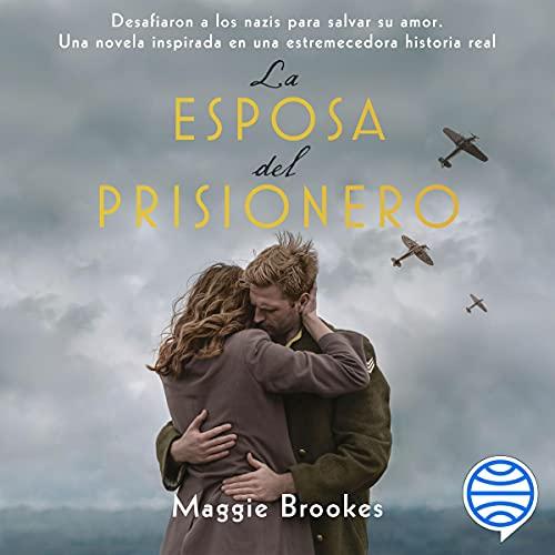 Diseño de la portada del título La esposa del prisionero