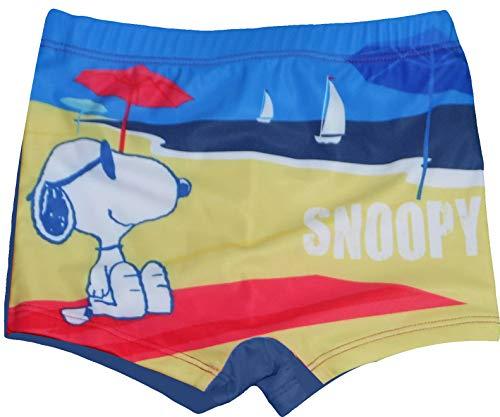 Snoopy Badehose für Jungen Gr. 80, blau