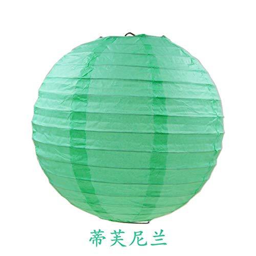 4/6/8/10/12/14/16 Inch Ronde Chinese Papier Lantaarns Verjaardag Bruiloft Decor Gift Craft DIY Lampion Hanging Ball Party benodigdheden