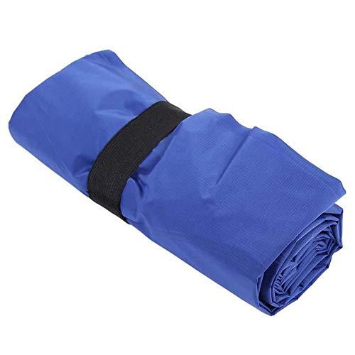 Colchoneta para Acampar, colchoneta Inodoro para Dormir, para Uso en Exteriores(Tender Sea Blue)