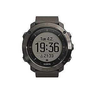 Suunto Traverse - Reloj GPS para actividades al aire libre con funciones de navegación versátiles para excursionismo y senderismo, Gris Grafito