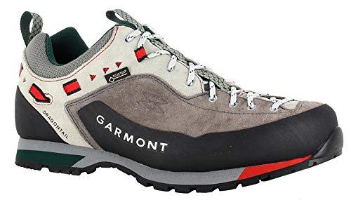 GARMONT Dragontail LT GTX Herren Zustiegsschuhe mit Goretex und Vibramsohle (43 EU)