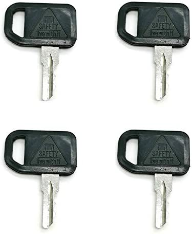 4x Ignition Key AM131841 For John Deere 455 GX 325 33 GT 425 445 Max 41% Superior OFF