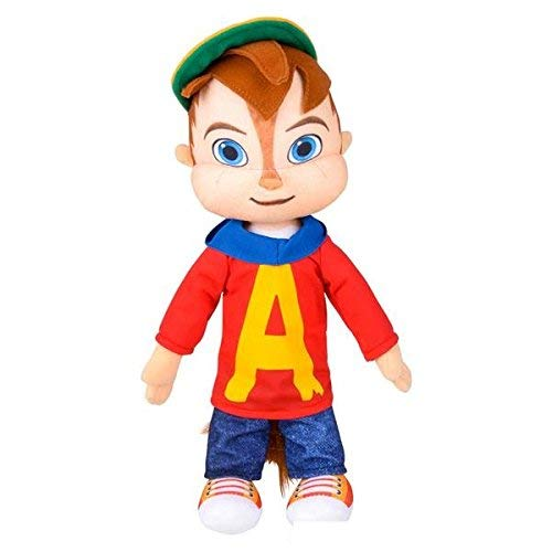 Alvin and the Chipmunks 8.5' Plush Alvin Plush Doll
