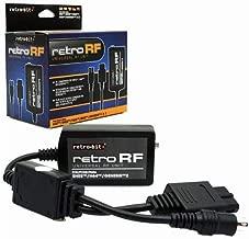 Retro-Bit Universal RF Switch NES/SNES/GEN2/N64 System - Nintendo 64 (Renewed)