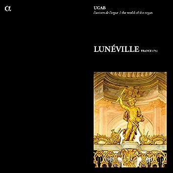 Lunéville, France 1751