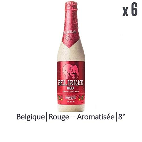 HUYGHE Delirium Red VC 6 * 33CL MB