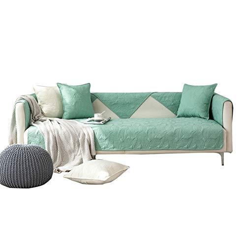 GHKT Tapa de sofá de Tela Spandex Moderno Minimalista Mascotas Sofá Cojín Tela Sofá Cubierta Cubierta Toalla Algodón Sofá Acolchado Cojín Antideslizante para la mayoría de los Tipos de sofás