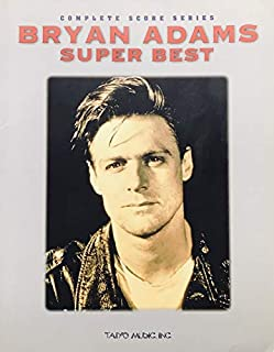 ブライアンアダムス/スーパーベスト (Complete score series)