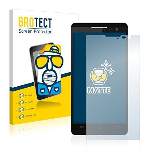 BROTECT 2X Entspiegelungs-Schutzfolie kompatibel mit Jiayu F2 Bildschirmschutz-Folie Matt, Anti-Reflex, Anti-Fingerprint