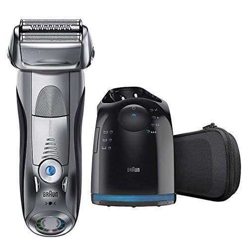 Braun Electric Razor for Men, Series 7 790cc Electric Shaver with...