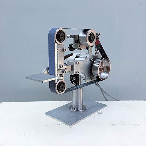 LWQ Gürtel Maschine mit Brushless Motor, 762X25mm Bandschleifer Polierer Sharpener Polierschleifmaschine,220v