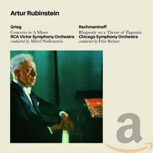Grief/Rachmaninov/Chopin: Rubi