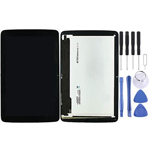 TTDY Pantalla LCD de Repuesto y ensamblaje Completo del digitalizador for LG G Pad 10.1 / V700 / VK700 (Negro) Piezas de Repuesto (Color : Black)