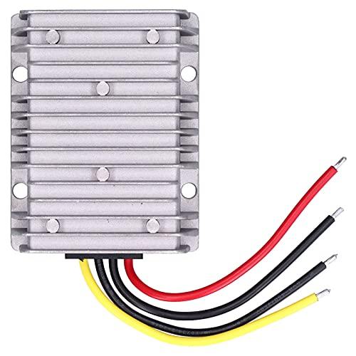 Convertidor Buck de 36V 48V a 24V 25A 360W, Regulador Salida convertidor Buck, Transformador de voltaje DC-DC, Para luces LED, Marcos de fotos digitales, Refrigeradores electrónicos
