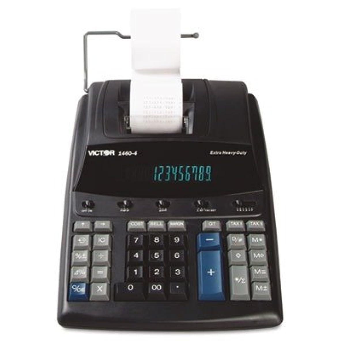 金貸し性能事務所vct14604?United Stationers ( op )電卓、12?Dig、PRT、BK