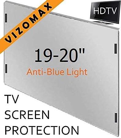 49 50 Zoll Vizomax Tv Bildschirm Schutz Für Lcd Led Und Plasma Hdtv Uv Schutz Fernseher Displayschutz Protector Elektronik