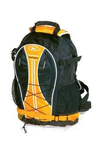 Komperdell Protector Sac à Dos Noir/Orange Taille M