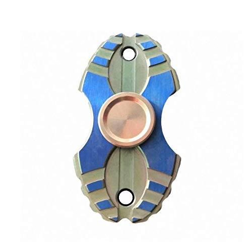Hiladores The New Gyro Totem Modelado de Titanio Alcance gir