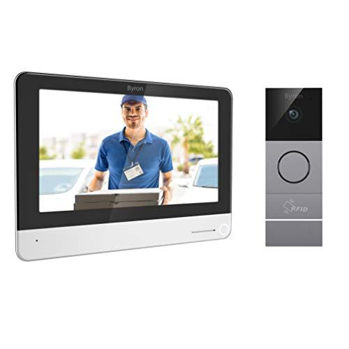 Byron DIC-23312 Wifi Video Türgegensprechanlage mit 7