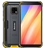 IP68 Rugged Smartphone 4G, Blackview BV4900 Android 10 Cellulare Robusto, 3GB RAM 32GB ROM Espansione da 256...