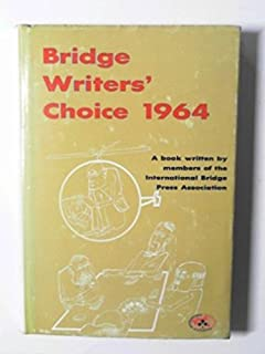 Bridge writers' choice 1964