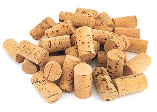 WINYX 500 Stück Korken aus 100% Naturkork für Dekoration und Bastelarbeiten