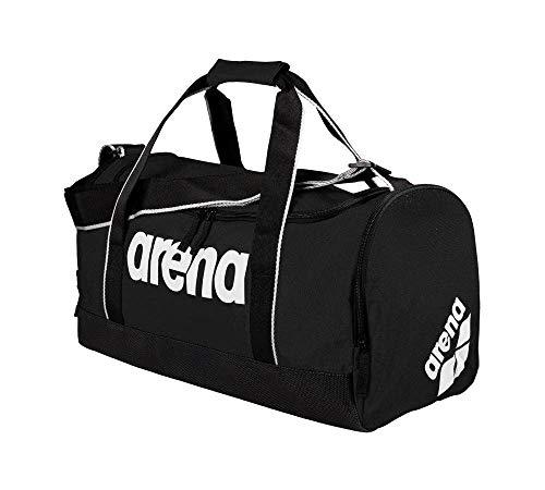 Arena Spiky 2 Small, Borsa Sportiva Unisex Adulto, Nero Team, Taglia Unica