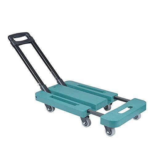 Kleine oplegger, Draagwagen, Vouwbed, Draagbare bagagewagen
