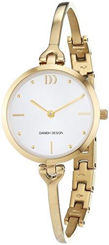Danish Design Damen-Armbanduhr Analog Quarz Edelstahl beschichtet 3320212