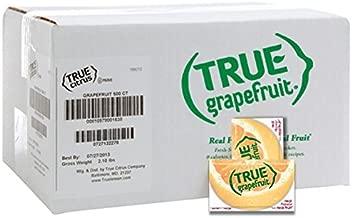 True Grapefruit Bulk Pack, 500 Count, 2.10litres