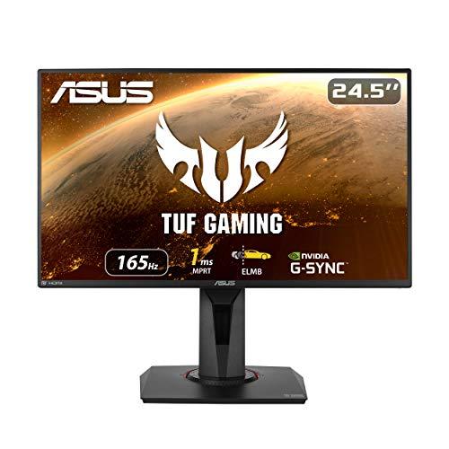 ASUS TUF Gaming 24.5' 1080P Monitor (VG259QR) -...