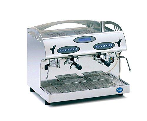 Carimali Espressomaschine Eta Beta 2-gruppig Siebträger