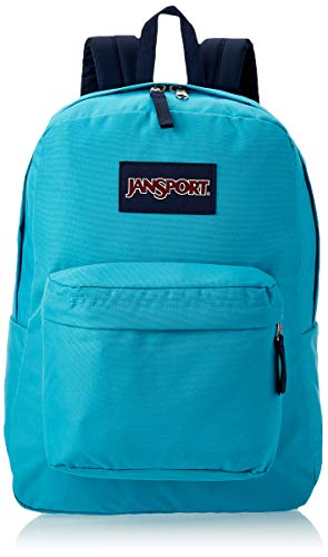 JanSport Superbreak Backpack, Peacock Blue