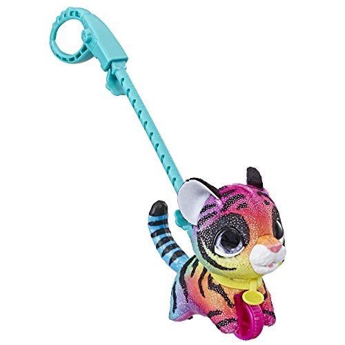 FurReal friends Walkalots Lil' Wags Tiger Toy, Ages 4 and Up