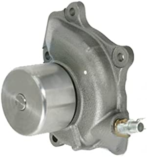 All States Ag Parts Water Pump Compatible with John Deere 244J CT315 323D 315 CT322 4320 317 319D 4720 4520 320D 318D 320 4120 313 RE545572