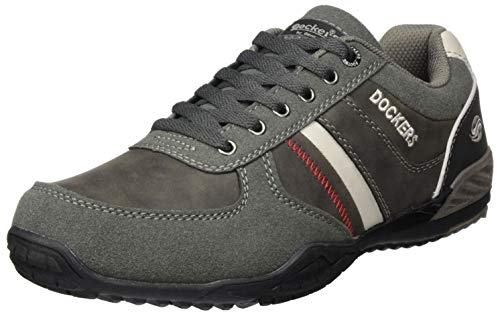 Dockers by Gerli Herren Berlin Sneaker, grau ,41 EU