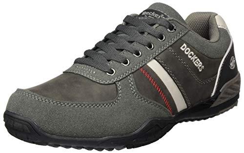 Dockers by Gerli Herren Berlin Sneaker, grau ,44 EU