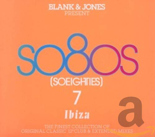 Blank & Jones present So80s (So Eighties) 7: Ibiza (Deluxe Box)