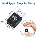 ELE Adaptador WiFi USB 300Mbps