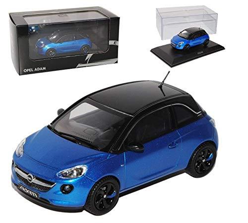 .Opel Adam 1:43, Arden Blue/Onyx Black OC10927