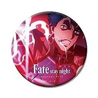 BD劇場版 Fatestay night [Heaven's Feel] I.presage flower ufotable特典 「レンチキュラー缶バッジ」Blu-ray