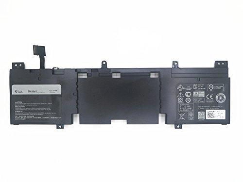 3V806 Batería de Repuesto para computadora portátil DELL Alienware Echo 13 QHD...